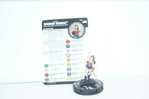Heroclix WONDER WOMAN 038 Justice League Unlimited RARE IN HAND
