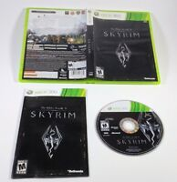 The Elder Scrolls V Skyrim Xbox 360 2011
