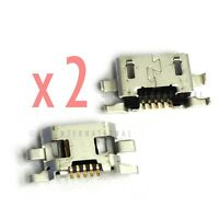 2X Blackberry Q10 SQN100-1 RFL111LW USB Charger Charging Port Dock Connector