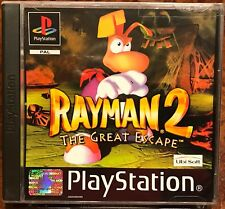 Rayman 2 The Secret Escape PSX 1 Pal Usato.