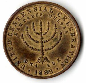 Communion Token 1888