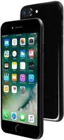 Apple iPhone 7 128GB (Unlocked) Jet Black Renewed *GRADE B*