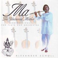 Alexander Scholl | CD | Ma-Universal mother