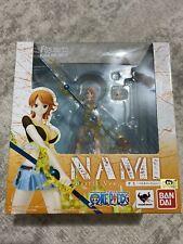 One Piece Nami Battle ver Bandai Figuarts Zero