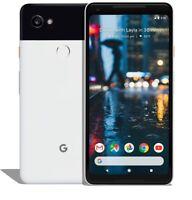 Google   Pixel 2 XL Black & White  4G LTE 64GB EXPRESS SHIP AU WTY Smartphone