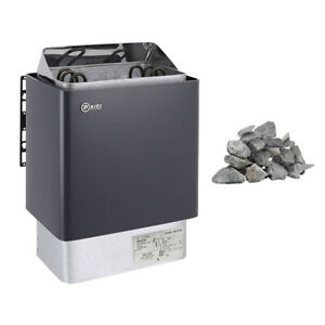 Electric Sauna Heater 3kw 6kw 9kw Commercial Stove Rock Steam Home Bath Spa