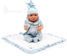 """Legler Puppe """"daniel"""" Spielpuppe Spielzeugpuppe Babypuppe mit Strampler"""