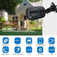 AUGIENB HD 1080P Security IP Audio Camera Night Vision Motion Detection
