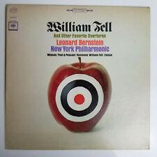 Bernstein William Tell & Other Overtures LP Columbia MS 6743