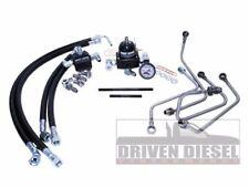 Driven Diesel Fuel Bowl Delete Regulated Return Kit 03-07 6.0 Powerstroke Diesel