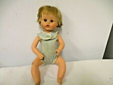 "1964 Char Marked 8"" Doll=Drink n Wet Jointed Open/Close eyes"