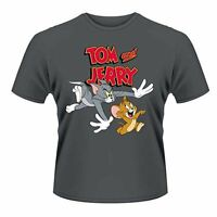 Tom & Jerry Hanna Barbera New Officially Licensed Various Sizes T-Shirt