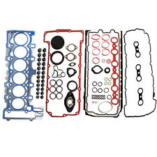 Full Cyl. Head Valve Cover Gasket Set for Bmw 325i 323i 525i X3 2.5L Dohc N52B25