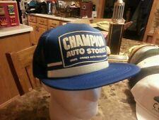 Champion Auto Stores Auto Parts Snap Back Hat Cap