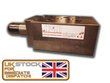 Atos KM-011/210/50 Cetop 5 NG10 Pressure Relief Valve in P - 210 Bar (Hydraulic)