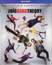 The Big Bang Theory Season 11 (2 Disc Set Blu ray & DVD) w/ Slipcover Brand New