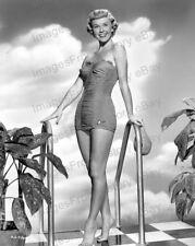 8x10 Print Doris Day Sexy Leggy Cheesecake Pin Up 1950's #DDEC