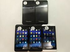 Lot of 5 Blackberry Z10 Stl100 At&T Check Imei Fair Condition Ip-1403