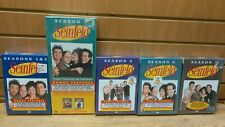 Seinfeld SERIES Collection DVD Lot Season 1 2 4 5 6 7 Box Sets *NEW, SEALED*