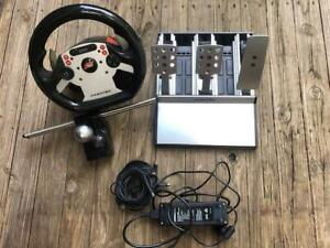 Fanatec CSR Forza Racing Wheel + Elite Load Cell LR Pedals + H Shifter - Xbox