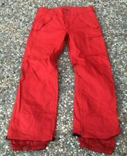 $300 Burton Red Snow Ski Snowboard Pants Mens XL Gore-Tex Arc'teryx spyder 686