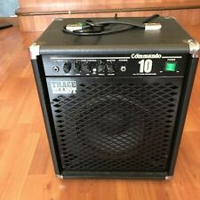 Trace Elliot Commando 10 Bass Amplifier
