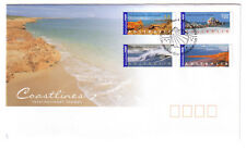 "2004 FDC. Australia. Coastlines. International Stamps. PictPMK ""SHELLHARBOUR"""