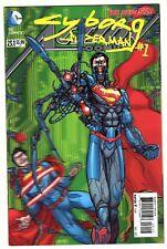 Action Comics 23.1 Cyborg Superman #1   3-D Lenticular New 52 DC 1st Print  Nm