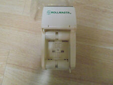 Vintage Rollmaster Bathroom Toilet Paper Holder  Wall Mounted Cream Double Boxes