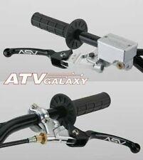 ASV F3 Front Brake & Clutch Levers Perch BLACK Yamaha YZ125 YZ 125 01 02 03 04
