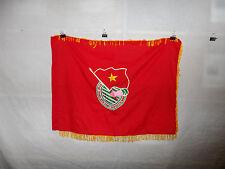 flag542 North Vietnam Army NVA flag Doan Thanh Nien Cong San Ho Chi Minh