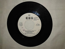 "Bruce Springsteen/The Love Unlimited Orchestra‎–Disco  45Giri 7"" Promo Juke Box"