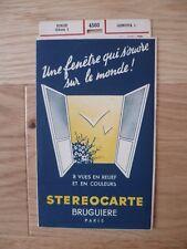 GENOVA 1 STEROCARTE BRUGUIERE N° 4560