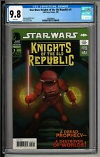 Knights of The Old Republic #5 (2006) CGC 9.8 White! Star Wars!!