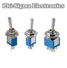 Interruptor de palanca/película (SPST, SPDT. Interruptor DPDT) - propósito general