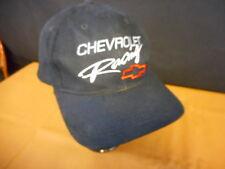Chevrolet Chevy Racing Black  Adult Hat Baseball Cap Adjustable used