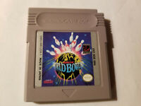 World Bowling (Nintendo Game Boy, 1990) Cart, Cartridge Only!
