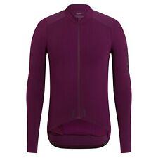 NEW Rapha Men's Cycling Jersey XXL Pro Team Long Sleeve Aero RCC Plum Purple