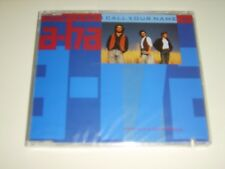 A-HA - I Call Your Name German 1990 Warner Bros CD NEW/SEALED!
