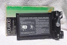 4x5 Polaroid 545 Large Format Film Holder + Box
