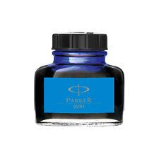 Parker Quink Fountain Pen Ink - Blue Bottle