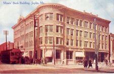 MINERS' BANK BUILDING JOPLIN, MO