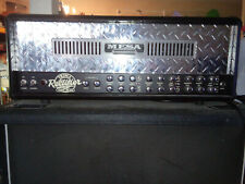 Triple Rectifier MESA BOOGIE 150watt /50 watt switch Foot Pedal and Cover