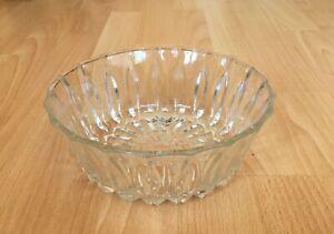 Schale Glasschale Durchmesser 20cm Hoch 7,5cm