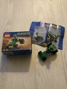 LEGO Race- Green Buggy- 6707 (100% Complete with Instructions) Unplayed With