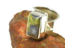 Adjustable  RHYOLITE  Sterling  Silver  925  Gemstone  RING