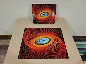 Vtg Springbok MYSTICAL OVOID Jerome Kresch Puzzle 1971 500 pieces Complete!