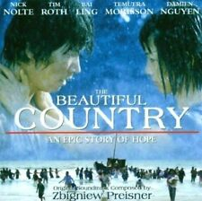 BEAUTIFUL COUNTRY CD ZBIGNIEW PREISNER SOLD OUT NEW