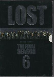 LOST sesta serie completa - DVD