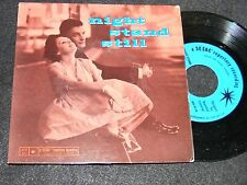 Unusual 7 inch 50s Mood EP in Picture Sleeve NIGHT STANDS STILL Sesac Audiophile